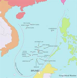 Brunei Abandons South China Sea Claim for Chinese Finance ...