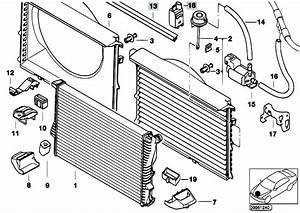 Original Parts For E39 525tds M51 Touring    Radiator