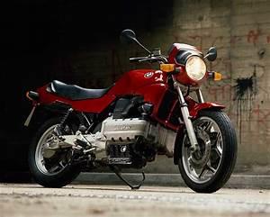 1986 Bmw K100rs Specs