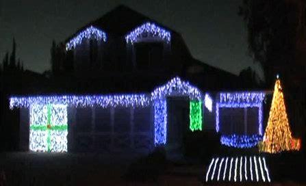 slayer holiday light show