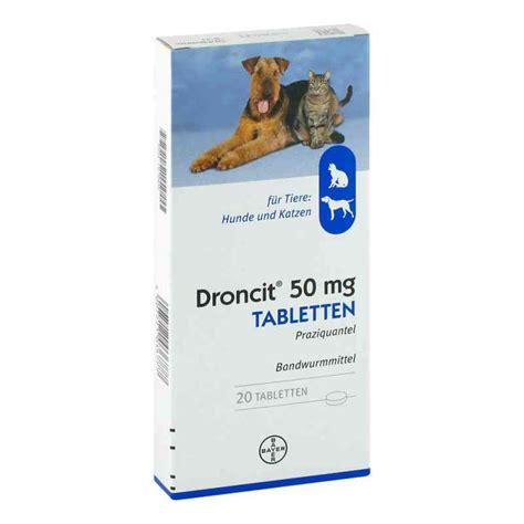 droncit tabletten fuer hundekatzen  stk guenstig bei