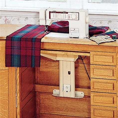 Sewing Cabinet Plans by Sewing Machine Cabinet Woodworking Plans Woodworking