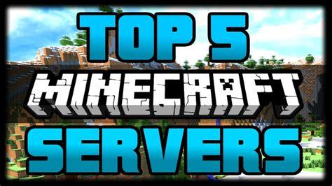 top  minecraft servers   youtube