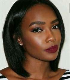 17 Best ideas about Makeup Black Women on Pinterest