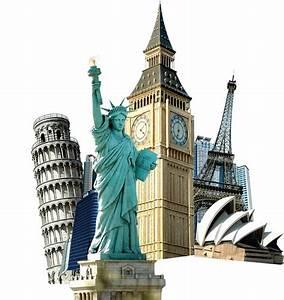 World, Tourist, Sights, Png, Image