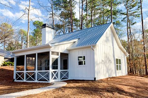 Compact and Versatile 1 to 2 Bedroom House Plan 24391TW