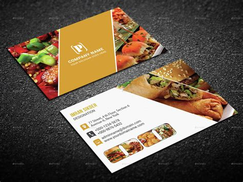 Restaurant Business Card By Deviserpark Business Card Online Management Walmart Payment Cards For Professional Organizers Send Via Nfc Best Printing Nyc Organizer App Free Event Visiting New Design Download Office Depot Small Credit