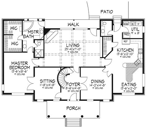 plantation home blueprints kassidy manor luxury home plan 055d 0540 house plans and