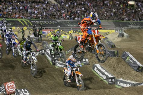 monster energy motocross ryan dungey gets supercross three peat unsure about
