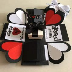 diy surprise box images diy gifts exploding box