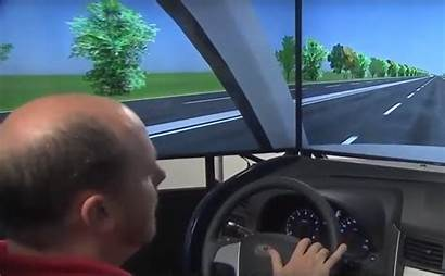 Driving Simulation Simulator Cunningham Chris Ise Nc
