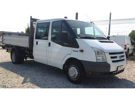 Ford Transit Doppia Cabina Usato Usate Ford Transit Doppia Cabina Usata Prezzi Waa2
