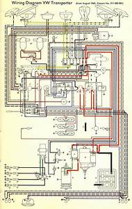 Wiring Diagram Vw Transporter