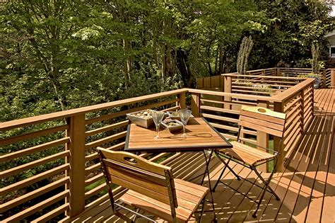 beautiful home interior design photos horizontal deck railing embraces every outdoor living with