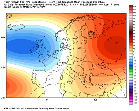 range weather forcast for uk 2014 current model outlook severe weather europe