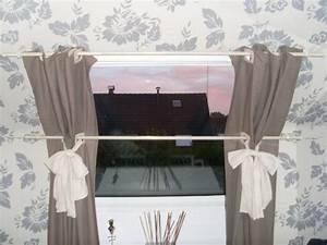 Rideau Pour Velux : comment mettre un rideau sur un velux r solu ~ Melissatoandfro.com Idées de Décoration