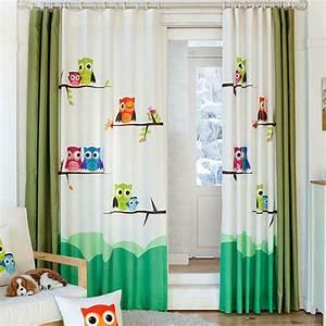 Rideau Occultant Chambre Enfant : ls cl136 ventes sp ciales width130cm hauteur 250 cm chambre rideau rideau enfant hibou ~ Melissatoandfro.com Idées de Décoration