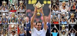Roger Federer wins 8th Wimbledon title: A look at the ...
