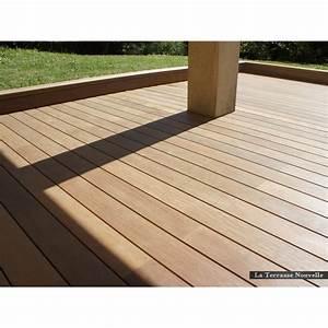 Lame De Bois Terrasse : lame ip du br sil terrasse la terrasse nouvelle ~ Dailycaller-alerts.com Idées de Décoration