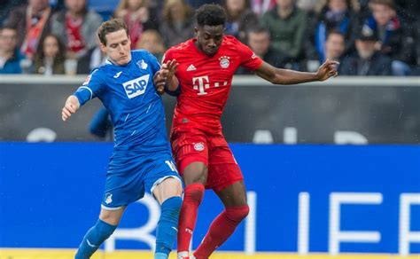Bayern munich is certainly the biggest opposition he will face in bundesliga and. Hoffenheim vs Bayern: Predictions, preview, odds, and how ...