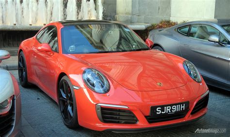 Gambar Mobil Porsche 911 by Harga Porsche 911 S Baru 2016 Autonetmagz