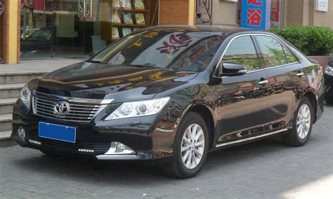 2012 Toyota Camry Specs by 2012 Toyota Camry Vii Pictures Information And Specs
