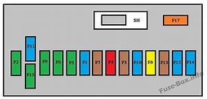 Fuse Box Diagram  U0026gt  Citro U00ebn Berlingo Ii  2008