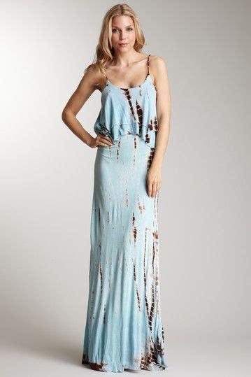 Tie Dye Maxi Dress Tie Dyes Fashion Dresses Tie Dye