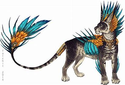 Deviantart Tatchit Fantasy Guard Creatures Creature Cats