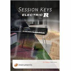 Session Keys Electric R | e-instruments | bestservice.com