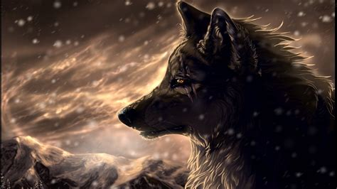 Digital Wolf Wallpaper by Wolf Scars Digital Wallpapers Hd Desktop And