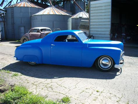 1941 Chevy Business Coupe Chop Top