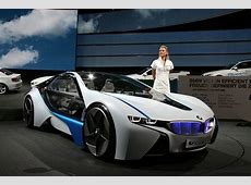 BMW Vision EfficientDynamics Concept to star in Mission