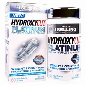Reviews For Hydroxycut Platinum