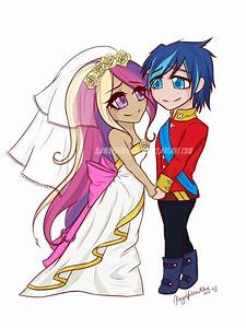 The gallery for --> Mlp Cadence And Shining Armor Human