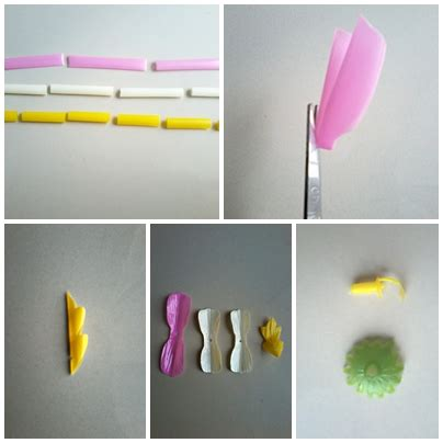 kreasi craft bunga anggrek