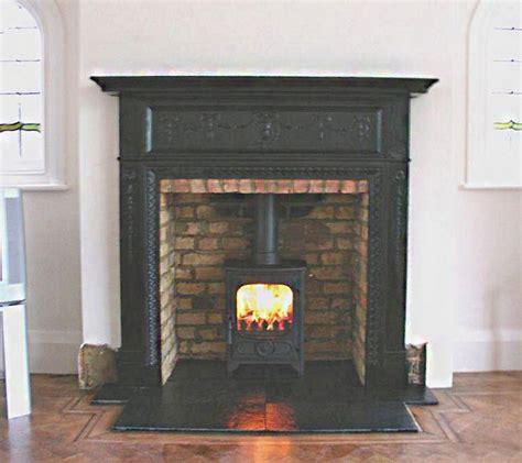 ideas  cast iron fireplace  pinterest