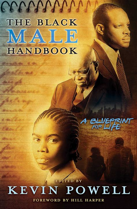 The Black Male Handbook Book By Kevin Powell Official
