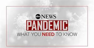 Pandemic  What You Need To Know