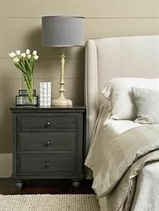 Table Chevet Grise : comment choisir la plus belle lampe de chevet ~ Teatrodelosmanantiales.com Idées de Décoration