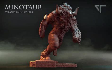 atlantis miniatures mythology range teaser brueckenkopf