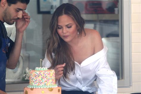 Chrissy Teigen & John Legend Celebrate Their Daughter Luna
