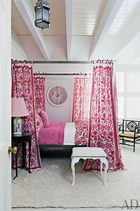 Bohemian, Bedroom, Inspiration, Four, Poster, Beds, With, Boho, Chic, Vibes