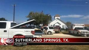 26 killed in church attack in Texas' worst mass shooting ...