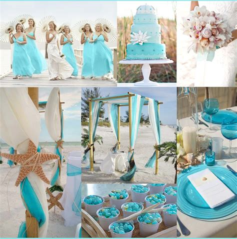 turquoise beach wedding ideas bridalore