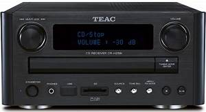 Teac Cr-h258i Dab  Am  Fm Cd Receiver