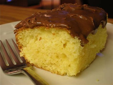 yellow cake recipe sour cream yellow cake recipe food com