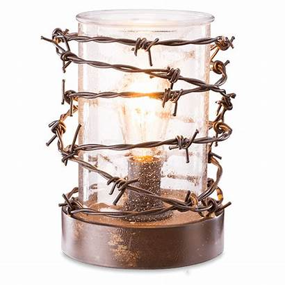 Scentsy Warmer Rustic Ranch Warmers Wire Barbed