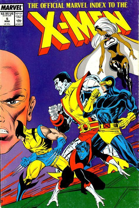 marvel index official vol wikia comics