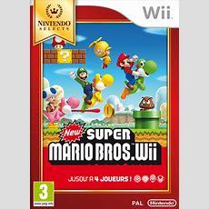 New Super Mario Bros Wii  Wii  Jeux Nintendo